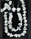 Jewelry Set Troca Shell Set Jewelry