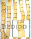 Nangka Dice Wood Beads Wooden Necklaces