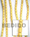Nangka Oval Wood Beads Wooden Necklaces