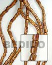 Bayong Barrel Wood Beads Wooden Necklaces