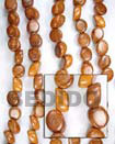 Fashion Bayong Slidecut Wood Beads Wooden Necklaces